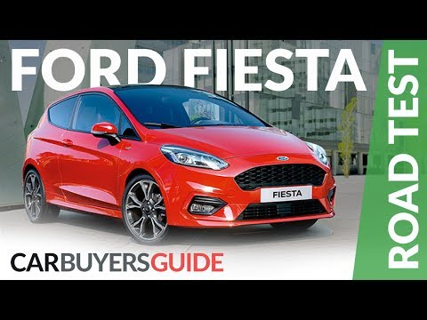 Ford Fiesta 2018 review