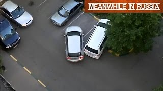 Repeat youtube video What Happens if Two Women Meet in the Parking Lot