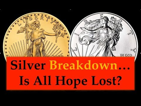 Gold & Silver Price Update - March 28, 2018 + Is All Hope Lost?