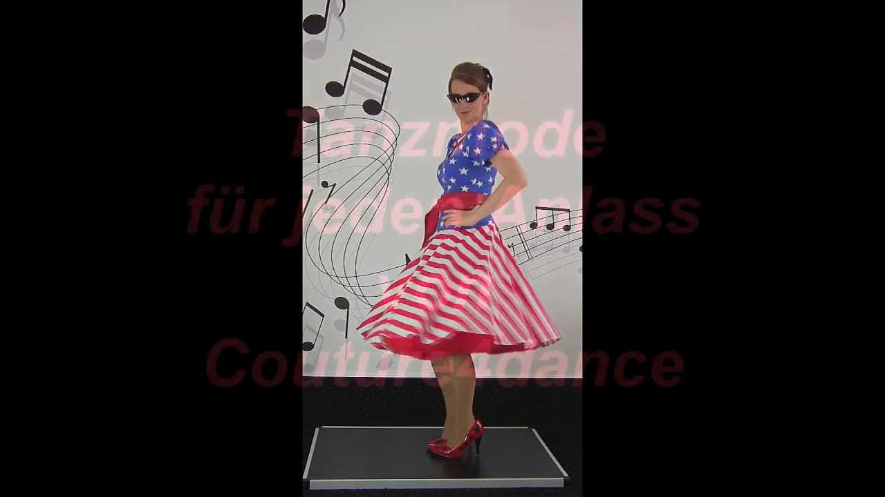 Petticoatkleid / Petticoatdress Stars & Stripes
