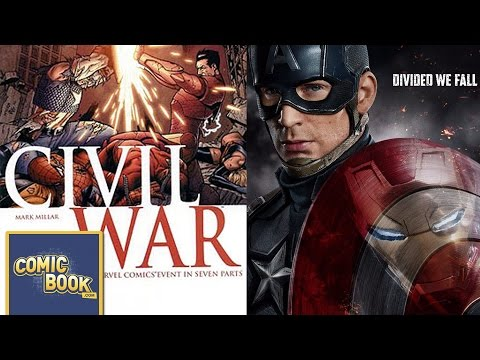 Russo Brothers Compare Civil War Movie To Comics
