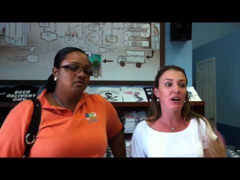 CITA Member Site Visit-Cayman Islands Brewery, December 2012
