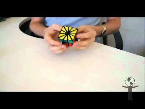 Скваер-2  Square-2 cube twist