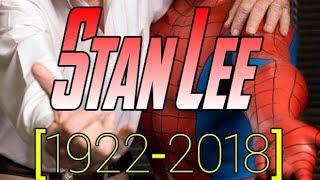 El creador de los héroes de los cómics fallece Stan Lee (1922-2018)