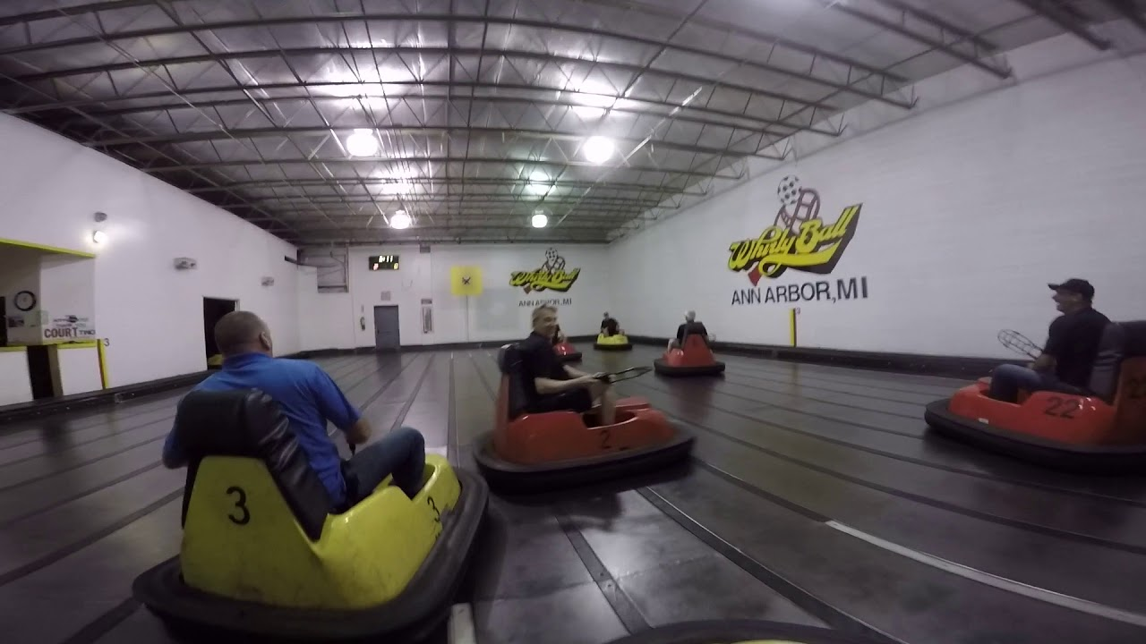 Whirly Ball Of Ann Arbor