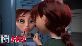 CGI 3D Animated Short: 'Reflection' - by Hannah Park
