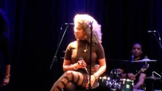 Kelis - Lil Star (live in Israel)