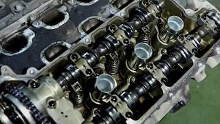 Cadillac SRX. Причины выхода из строя двигателя. Замена двигателя.