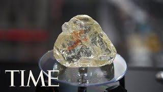 The Teenage Miner, The Village And The 709-Carat Diamond That Changed Everything | TIME