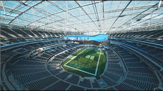 Samsung and SoFi Stadium change the entertainment game