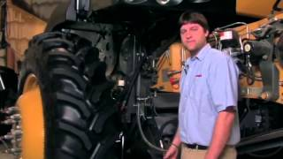 Lexion 500 Series Tips-Disawning Plates
