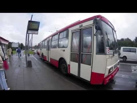 Vilnius buses and trolleybuses | Public Transport 1