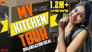 My Kitchen Tour | Kitchen Organisation ideas | Its VG
