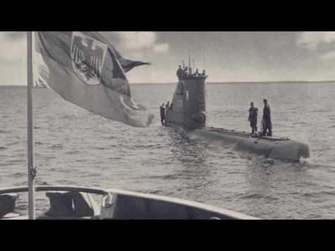 WW2 Nazi U-Boats In The West German Navy