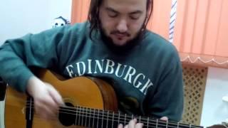 Баста - Выпускной ( медлячок ) - кавер на гитаре