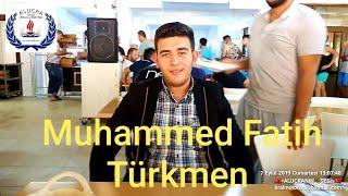 Muhammed Fatih Türkmen. Alucrada bir güzel  gördüm