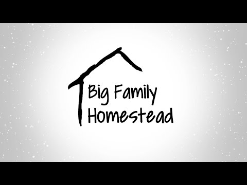 Sunday Night LIVE with Big Family Homestead 9_18