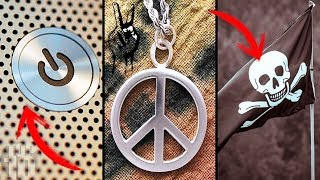 5 Everyday Symbols You Didn't Know The Meaning Of