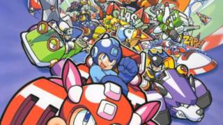 Mega Man - Battle & Chase Music: Courageous Heart ~Theme of DUO~