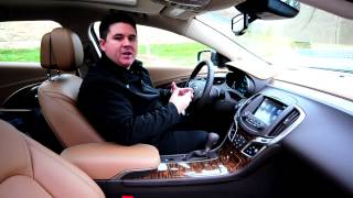 IHS Auto Reviews: 2014 Buick LaCrosse Premium with IntelliLink