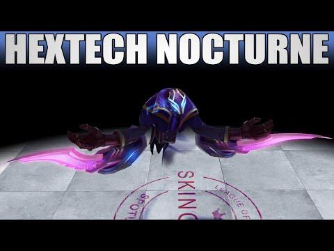 Hextech Nocturne Skin 2020 (Quick Spotlight)