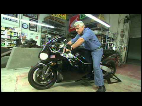 Jet Bike - Jay Leno's Garage