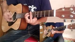 TOPENG Versi Akustik [coverguitar] #kordgampang