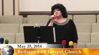 Bethany Full Gospel Church - May 25, 2014 (Утренняя звезда - Я начертал тебя)(Bethany Full Gospel Church's Morning Service on May 25, 2014. This video features the song Утренняя звезда - Я начертал тебя., 2014-05-25T20:29:43.000Z)