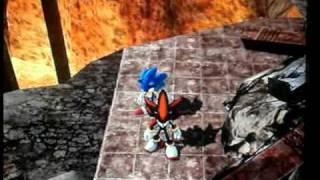 Sonic The Hedgehog Pranks Shadow