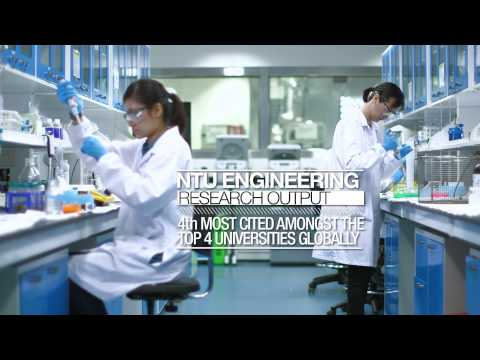 NTU College of Engineering 2014 - Inspiring the next generation of Engineers
