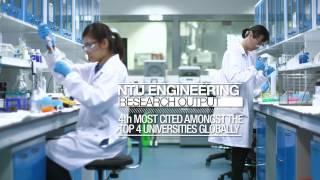 NTU College of Engineering 2014 - Inspiring the next generation of Engineers thumbnail