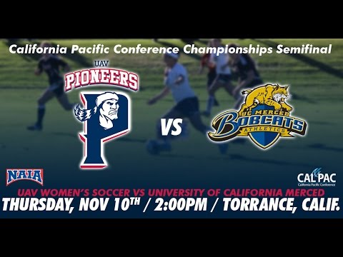 UAV Women's Soccer Cal Pac Championships Interview 11.9.16
