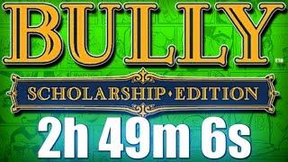 BULLY - Speedrun (2h 49m 6s)