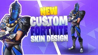 New Fortnite Skin Design Concept! (Photoshop Manipulation)