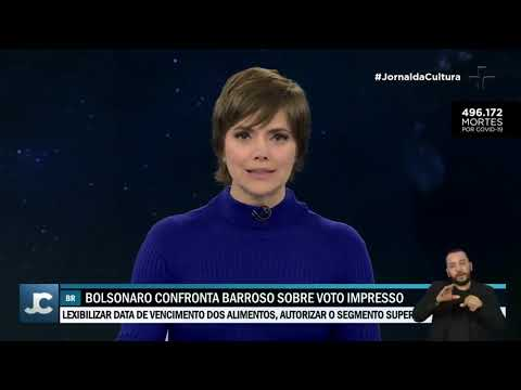 Download Durante transmissão ao vivo o presidente Bolsonaro voltou a defender população armada