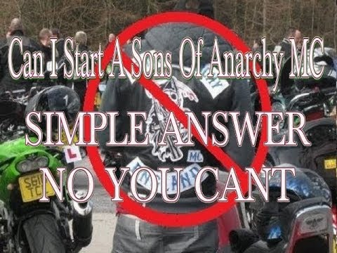 Can I Start A Sons Of Anarchy MC & Fake Claims - Q&A PART 2