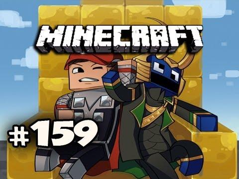 Minecraft: Asgard Adventures w/Nova & Kootra Ep.153 - L ... Uberhaxornova Spray