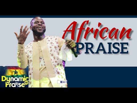 Download SK Frimpong   African Highest Praise 2021... (Official  Video )