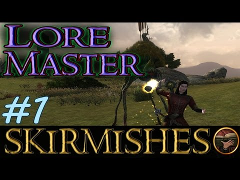 LOTRO: Skirmishes – Lore Master #1 | Lord of the Rings Online | Gameplay 2016