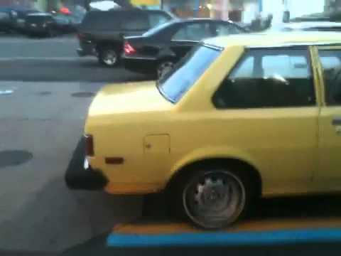 1980 toyota corolla for sale dover nj 07801 1 09 2012 youtube youtube