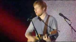 ED Sheeran Sing Live Alcatraz Milano 20 11 2014   X Tour Italy