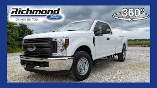 2018 Ford Super Duty XL 360 Degree Virtual Test Drive