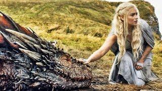 Dany y Drogon | Juego de Tronos 5x10 Español HD