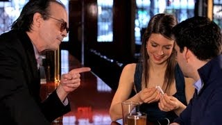 How to Set Up a Bar Bet | Bar Tricks