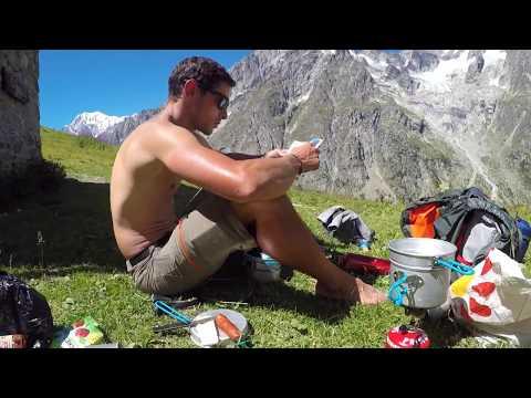 Tour du MontBlanc 2017 en autonomie