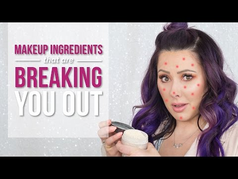 Makeup Ingredients Breaking You Out | Pretty Smart