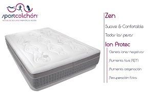 Colchón para deportistas - ZEN