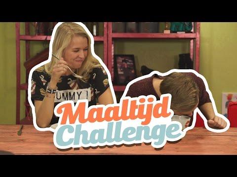 MAALTIJD CHALLENGE!