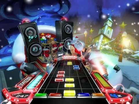 Santa Rockstar HD - Three Wise Men (Perfect)