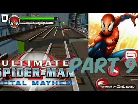 Spider-Man Total Mayhem Andriod/IOS GAMEPLAY PART 9 |Adobo Kid